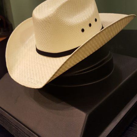 Youth Natural Cowboy Hat