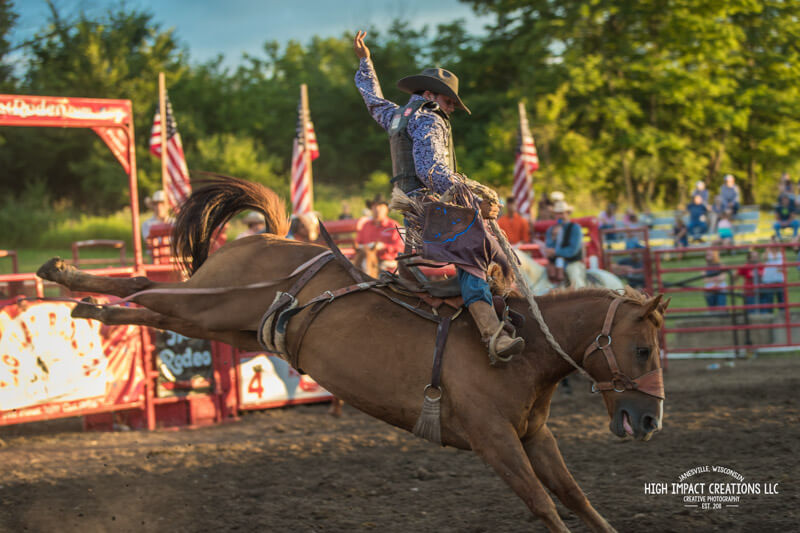 2nd Annual Fox Valley Pro Rodeo Event Photos 2016 Big