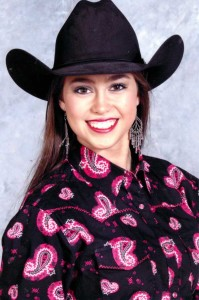 Samantha Hernandez - 2015 CALZAVARA MEMORIAL RODEO winner