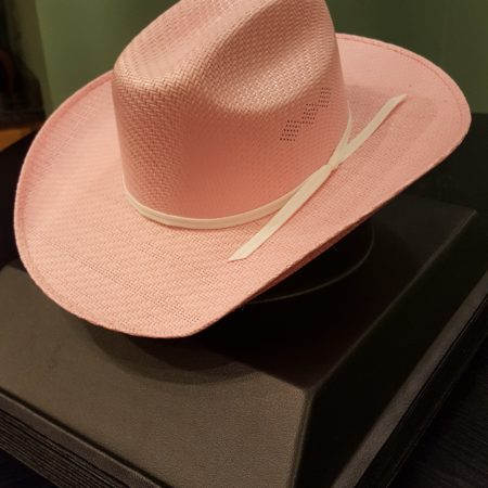 Youth Pink Cowboy Hat