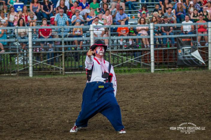 62rd Annual Piatt County Trail Blazers Rodeo In Monticello